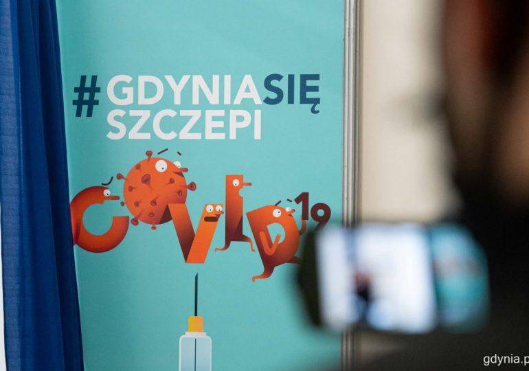Gdynia: Zaszczep się w mobilnym punkcie szczepień