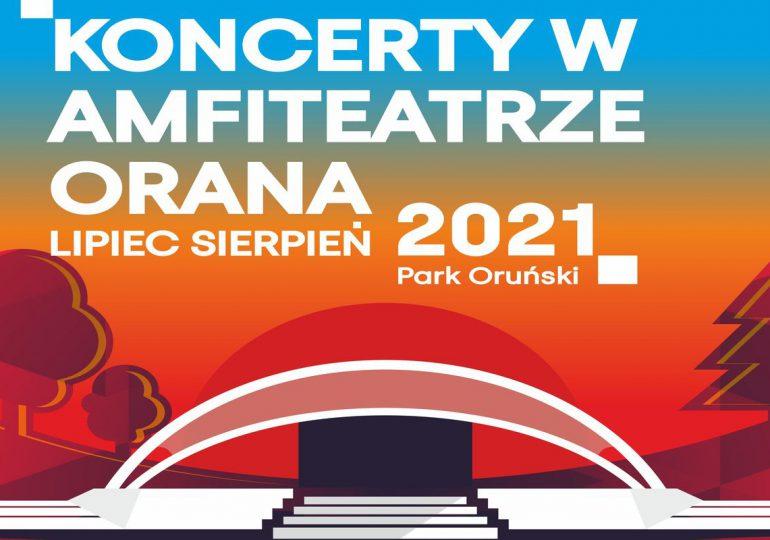 Tradycyjne, letnie koncerty aktorów w Amfiteatrze Orana