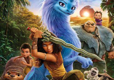 Kino Światowid: Raya i ostatni smok