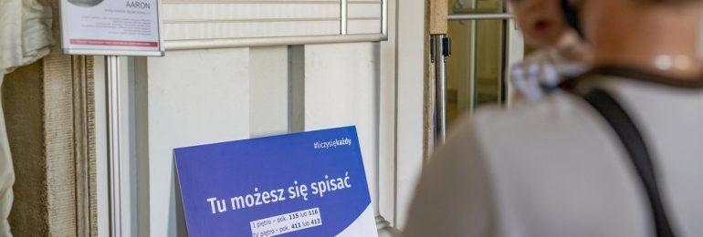 Wrocław otworzył punkty spisowe dla seniorów