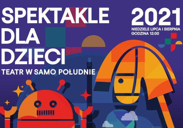 """Gdańsk: Amfiteatr Orana i """"Teatr w samo południe"""". Najlepsze spektakle dla dzieci"""