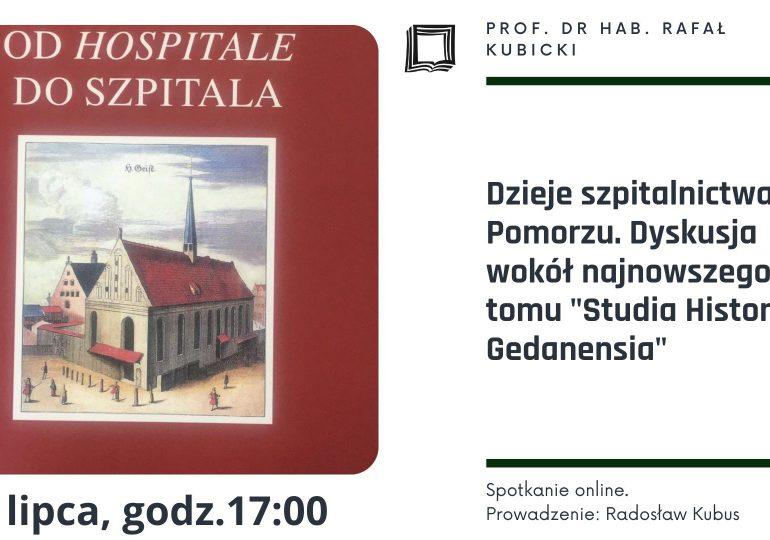 Wirtualna Regioteka – gościem BE będzie prof. dr hab. Rafał Kubicki