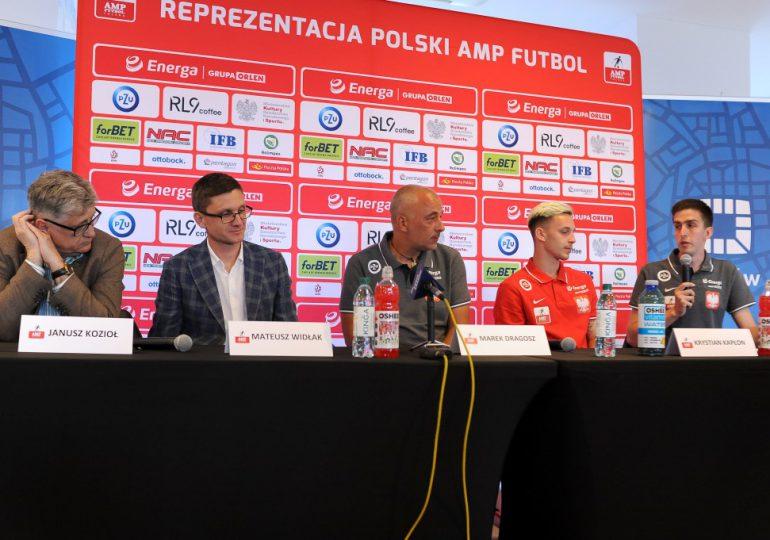 To oni zagrają na EURO. Marek Dragosz ogłosił powołania
