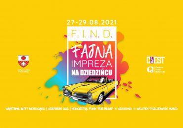 FIND - auta, motocykle, Grafatak i koncerty na dziedzińcu