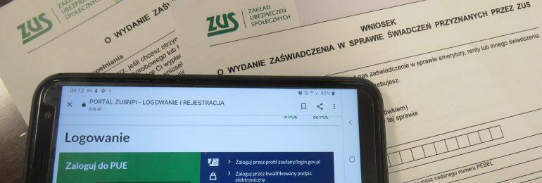 Elektroniczne potwierdzenia na PUE dla świadczeniobiorców