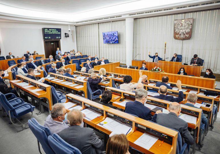 Senat odrzucił nowelizację dotyczącą uczelni zawodowych