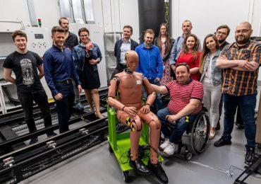 Off-roadowy wózek dla osób z niepełnosprawnościami powstaje na PWr