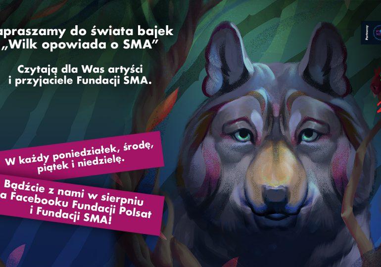 """""""Wilk opowiada o SMA"""", czyli jak oswoić chorobę"""