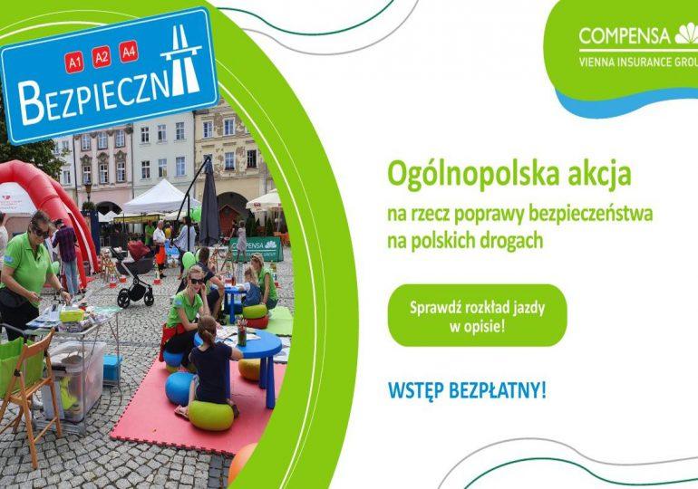 """""""Bezpieczna Autostrada"""" - festyn w Elblągu"""