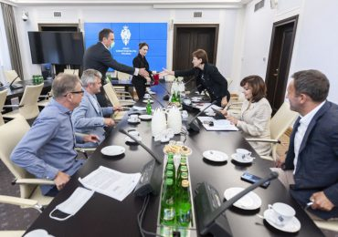 O dostępności kinematograficznej z Wicemarszałkini Senatu