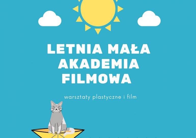 Letnia Mała Akademia Filmowa z Leeie