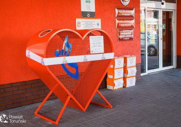 Powiat toruński: Z sercem przed Starostwem