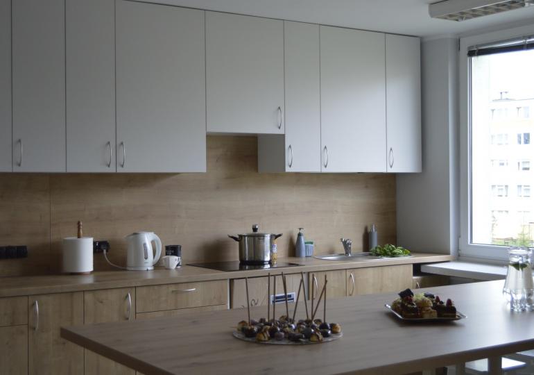 Olsztyn: Nowa kuchnia w ośrodku szkolno-wychowawczym