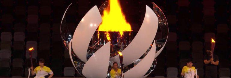 Znicz Olimpijski już płonie