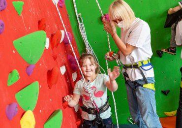 Toruń: Ścianka wspinaczkowa dla rewalidacji przedszkolaków