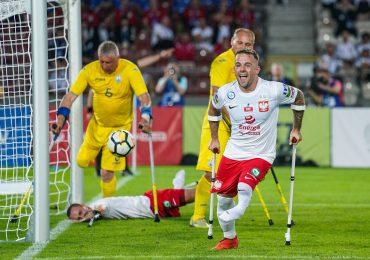 Zwycięstwo na inaugurację. Trzy gole w meczu z Ukrainą