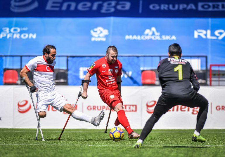 Ruszają ampfutbolowe Mistrzostwa Europy! Biało-czerwoni powalczą w Krakowie o medale