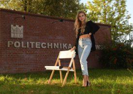 Krzesło do walki z wirusami – wynalazek studentki z Krakowa