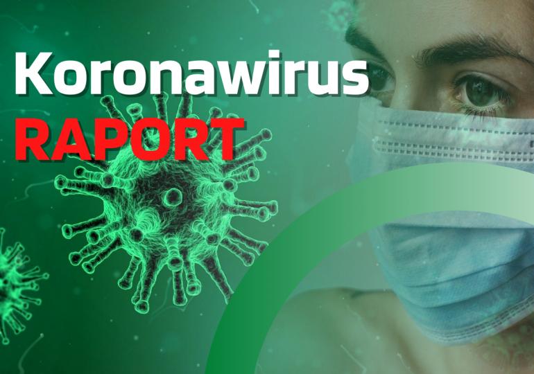 MZ: 540 nowych zakażeń koronawirusem