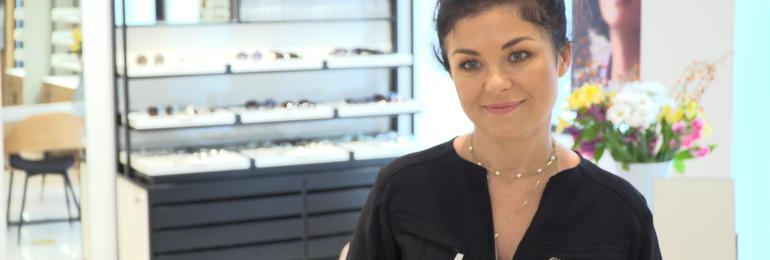 Katarzyna Cichopek: Dbanie o wzrok mój i moich najbliższych jest dla mnie bardzo ważne