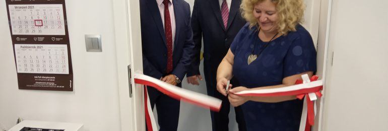 W SP 14 otwarto gabinet dentystyczny