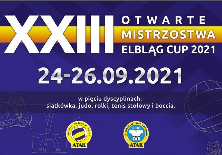 Turniej sportowy Elbląg Cup