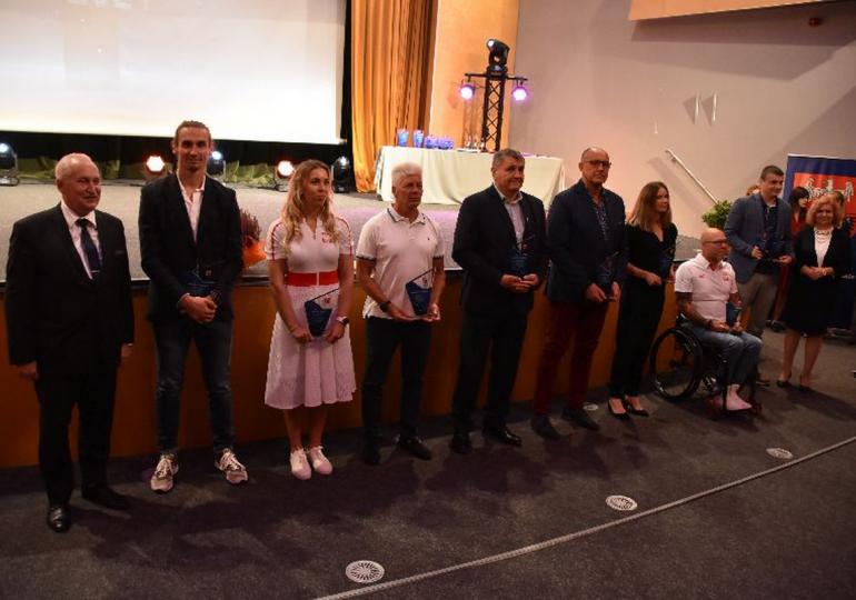 Nagrodzono najlepszych sportowców na Warmii i Mazurach