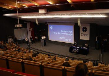 Studenci rozpoczęli naukę w PWSZ w Elblągu
