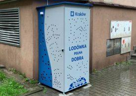 Kraków: Lodówka pełna dobra