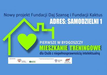 Bydgoszcz: Powstało pierwsze mieszkanie treningowe