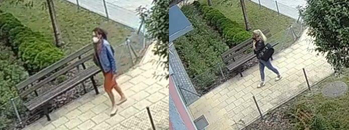 Policja poszukuje oszustek