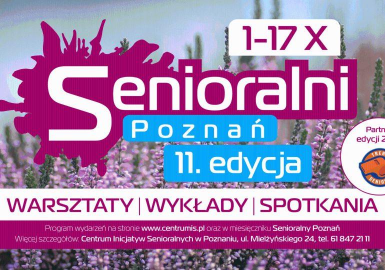 Poznań: Czas na senioralne święto