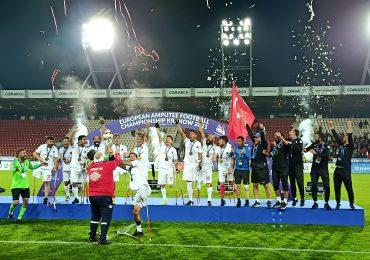 Turcja ponownie Mistrzem Europy w ampfutbolu