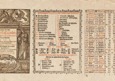 Wiedza o świecie w kalendarzach Prus Królewskich