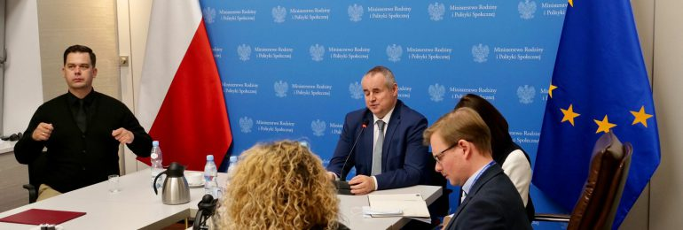 Powołano członków Polskiej Rady Języka Migowego