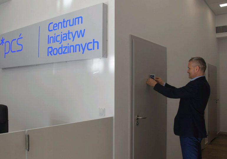 Komfortka w poznańskim Centrum (Inicjatyw Rodzinnych)