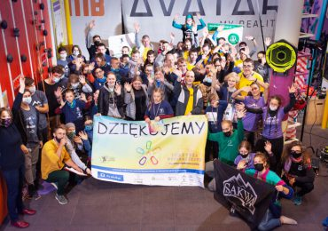W Krakowie odbyły się II Igrzyska Wspinaczkowe osób z niepełnosprawnością