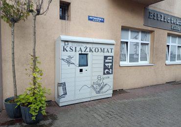Pierwszy książkomat w Elblągu czeka już na czytelników