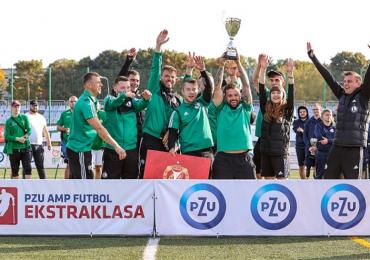 Legia goni Wisłę, wyjątkowy turniej w Łodzi