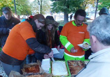 Zupy disco i dużo więcej – na Światowy Dzień Żywności w Elblągu