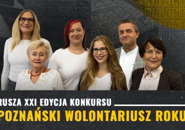 Poznański Wolontariusz Roku 2021