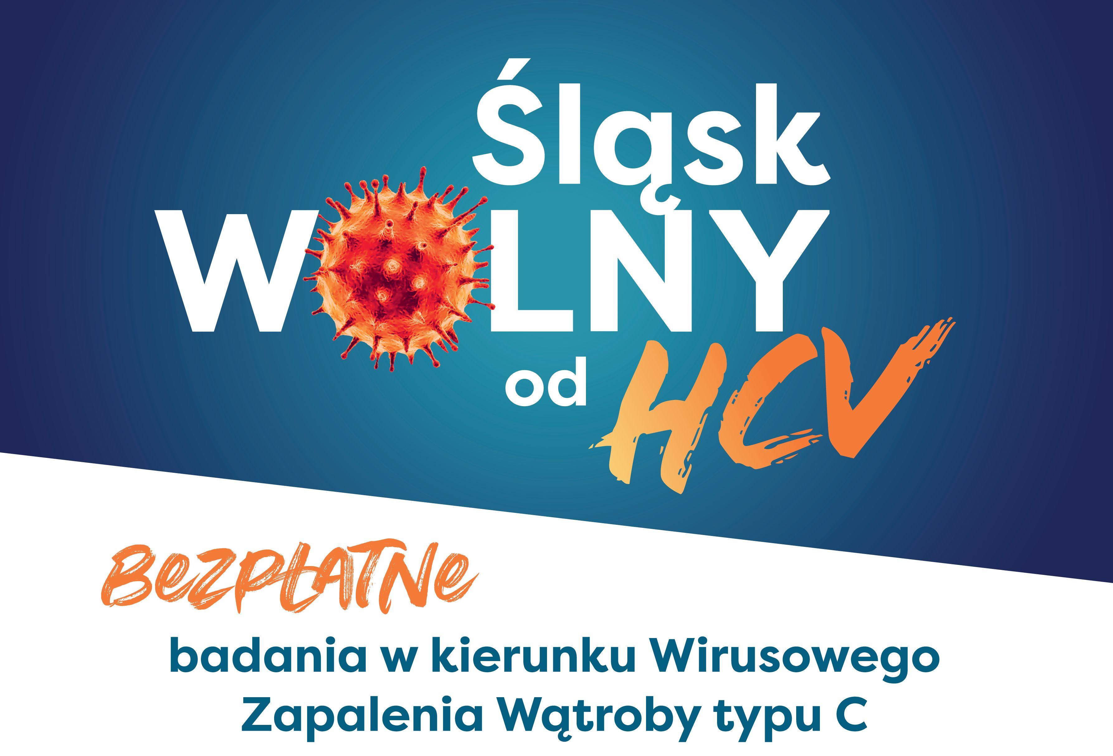 """Kampania """"Śląsk wolny od HCV!"""""""