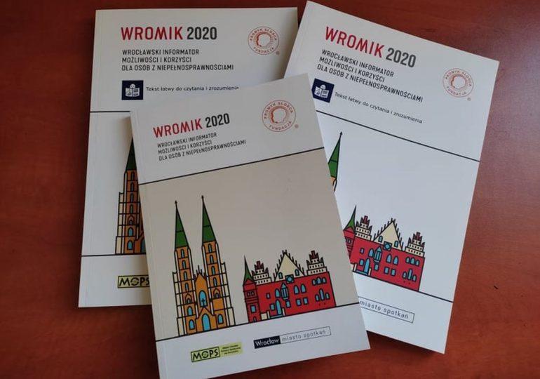 Wrocław: Już jest nowa edycja informatora dla osób niepełnosprawnych